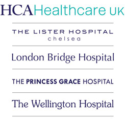 HCA Healthcare UK Platinum sponsor