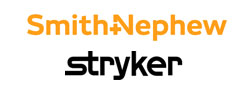 SMITH & NEPHEW, STRYKER